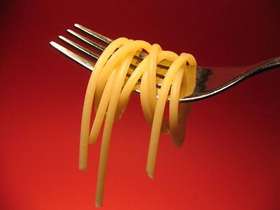 Spaghetti could be worse for you than the cheese you put on it!