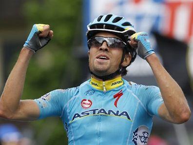 Mikel Landa une nouvelle fois le plus fort de l'équipe Astana