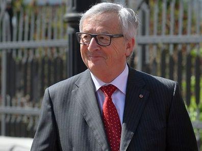 Jean-Claude Juncker, le président de la Commission européenne loge dans un hôtel de Bruxelles durant la semaine.
