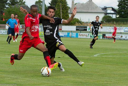 Football / Transfert: Un nouveau renfort offensif pour Käerjéng