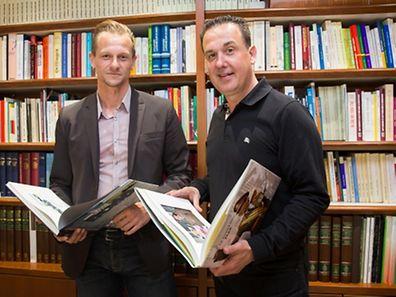Interview Jean-Philippe Caillet, Foto Lex Kleren