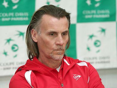 "Johny Goudenbour: ""Gilles Muller spielt in einer anderen Liga."""