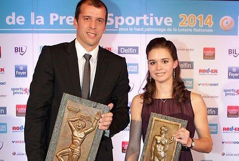 Gala de la presse sportive: Qui pour succéder à Warling et Muller?