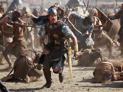 Christian Bale spielt Moses