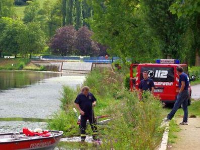 Le corps du pêcheur disparu a finalement été retrouvé aux abords de la Sûre, dimanche vers 17 h 30.