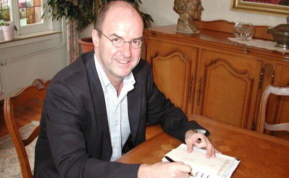 Luxemburger wort marc schaefer pr sident de l 39 ont for Chambre de commerce luxembourg cours du soir