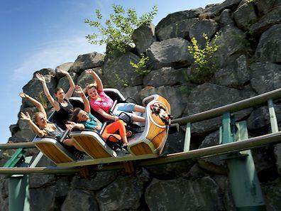 Envie d'une belle journée en famille dans un parc de loisirs? En voici 25 dans un rayon de 400km