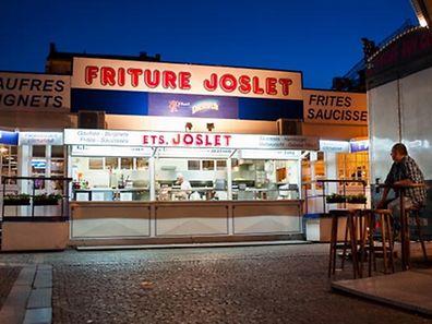 Friture Joslet, Foto: Ann Sophie Lindström