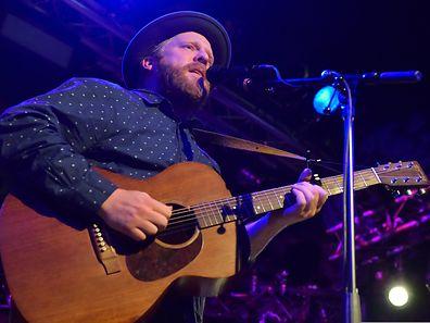 Alex Clare spielte am Donnerstagabend live im Atelier