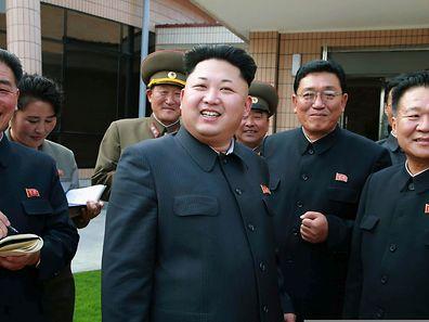 Nordkoreas Machthaber Kim Jong Un will angeblich keine ausländischen Touristen mehr ins Land lassen.