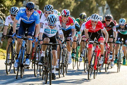 Cyclisme: Jungels défend la quatrième place