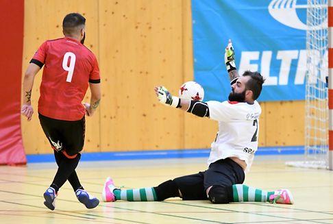 Sixième journée en Futsal: Le Racing et Clervaux maintiennent le bon cap