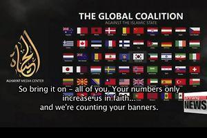 IS droht 60 Staaten, darunter auch Luxemburg.