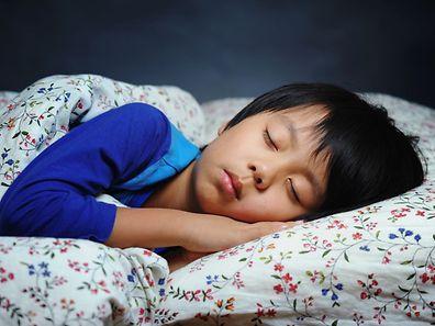 Un enfant dont les parents ont été somnambules a sept fois plus de chance de le devenir.