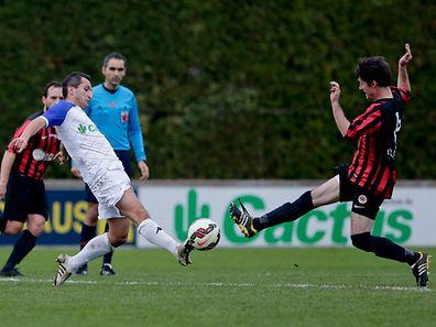 Match au sommet pour Ernad Sabotic (à g.) et le RFCUL face à Strassen, tandis que le FC Rodange de Jean-Baptiste Planel sera bien occupé avec le derby communal face à Pétange