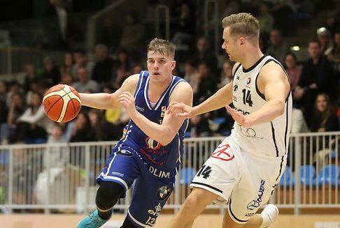 Basket Esch trifft auf Sparta, T71 auf die Musel Pikes