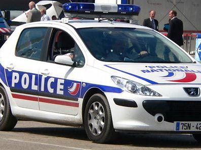Die französische Polizei staunte nicht schlecht, als sie den Fahrer zu Gesicht bekam.