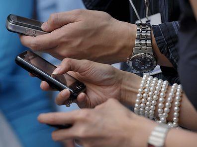 Die Anbieter rechnen um 2020 mit den ersten 5G-Netzen.