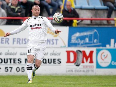 Aleksandre Karapetian soll das Sturm-Problem des FC Erzgebirge Aue lösen.