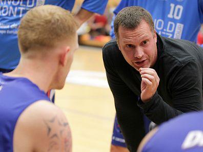 Trainer Thomas Glasauer glaubt an die Wende.