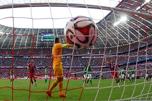 Le Bayern Munich négocie un double virage contre l'AS Rome en Ligue des champions