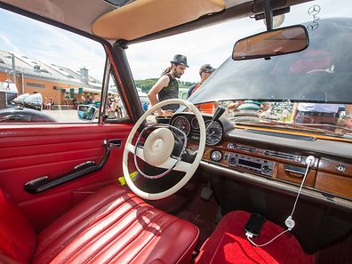 Young and Oldtimers day in Steinsel, Photo: Blum Laurent
