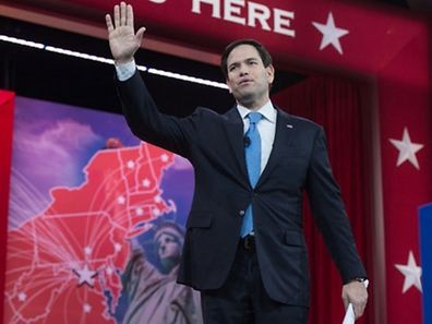 Marco Rubio joins US presidential race