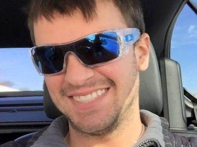 Andreas Lubitz, 28 anos, no seu perfil do Facebook que entretanto já foi eliminado. O co-piloto provocou a queda deliberada do avião da Germanwings