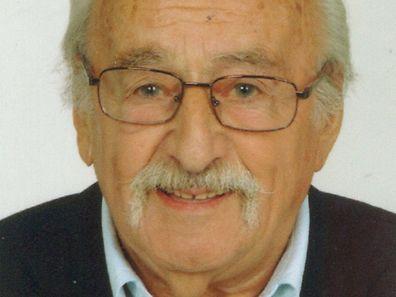 Manfred Gorge war einer der letzten Überlebenden des Konzentrationslagers Auschwitz.