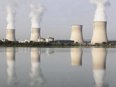 Sorgt immer wieder für negative Schlagzeien: Das Atomkraftwerk in Cattenom.