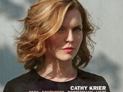 Cathy Krier legt eine neue CD vor.