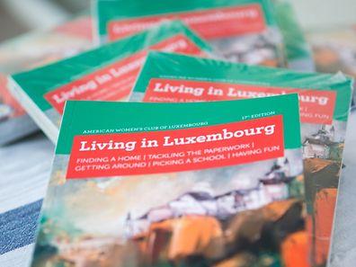 Lancement du livre Living in Luxembourg par American Women's Club Luxembourg - Photo : Pierre Matgé
