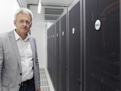 Yves Wengler ist im Hauptberuf Präsident des Gemeindesyndikats SIGI.