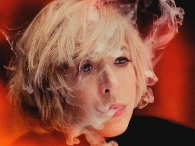 """Give my Love to London"", le dernier album de Marianne Faithfull et sorti lundi."