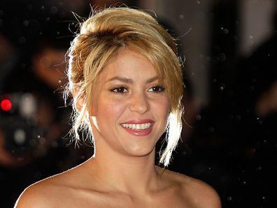 Popstar Shakira ist zum zweiten Mal Mutter geworden.