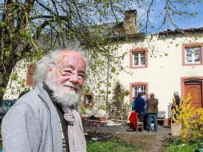 20.4. Eschweiler / Brand Lambert Schlechter Foto: Guy Jallay