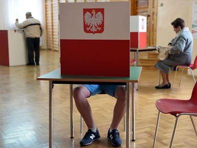 Zeit der Entscheidung in Polen: Rund 30 Millionen Wahlberechtigte bestimmen ihr Staatsoberhaupt.
