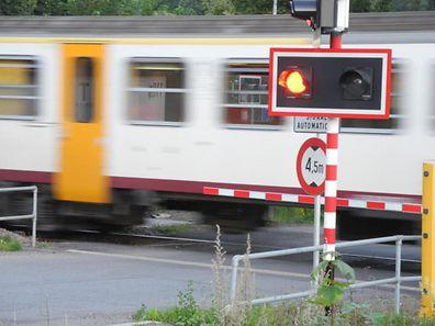 """Luxemburger Bahnhöfe werden nicht mit einem """"Anti-Trespassing""""-System versehen."""