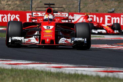Formel 1: Vettel triumphiert in Budapest