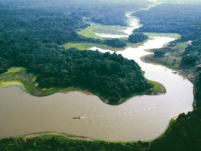Der Amazonas gilt als besonders gefährdet durch Klimawandel und Rohstoffausbeutung.