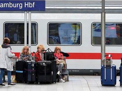 Über Pfingsten dürften die Züge wieder wie vorgesehen rollen.