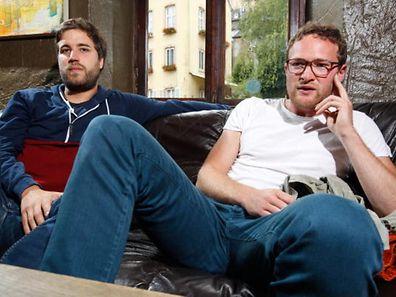 """Cedric et Raphael évoquent """"Hotel Numero 25""""."""