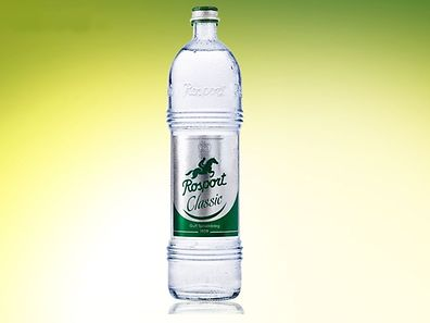 Only the one-litre Rosport Classic bottles are affected