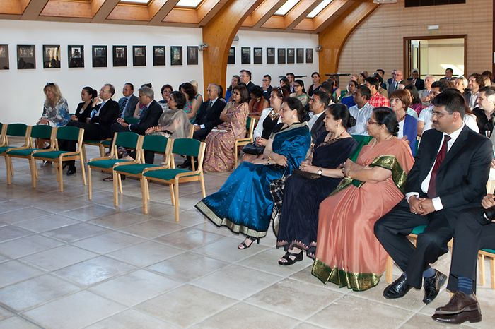 Indian community welcomes new ambassador