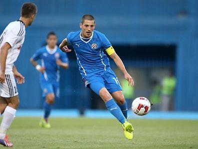 Le talentueux milieu de terrain du Dinamo Zagreb Arijan Ademi retrouve la sélection macédonienne après avoir manqué le déplacement en Espagne début septembre
