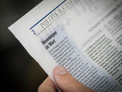 Mit der Ausgabe vom 22. September nimmt das Luxemburger Wort leichte Änderungen an der Heftstruktur vor.