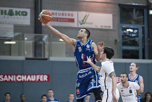 Total League: Basket Esch ringt T71 nach zwei Verlängerungen nieder