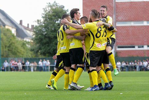 BGL Ligue: Zweiter Sieg für Progrès, Rodange gewinnt Derby