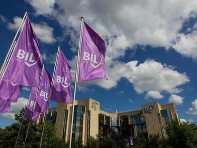 """La BIL offre dorénavant des dividendes """"royaux"""" à ses actionnaires."""