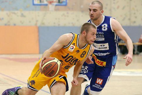 Basketball-Meisterschaft: Musel Pikes patzen gegen Basket Esch